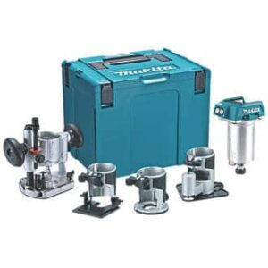 Makita DRT50ZJX3 Router and Trimmer BL LXT 18V 1/4inch in case