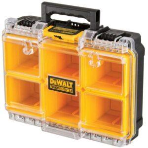DeWALT DWST83392-1 Tough Half Width Deep Organiser Case - Tool Equip