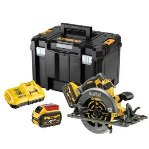 DeWALT DCS579T2-GB 54volt High Power Circular Saw Batteries, Charger, Accessories and Kitbox -Tool Equip