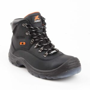 Xpert XP600 Typhoon Safety Boots Waterproof Black - Tool Equip