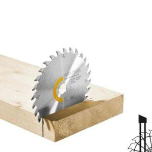 Festool 205551 Wood Cordless Saw Blade Universal 160x20x28teeth - Tool Equip
