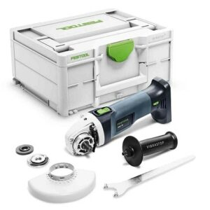 Festool 576825 18volt Angle Grinder Variable Speed Body Only in Case - Tool Equip